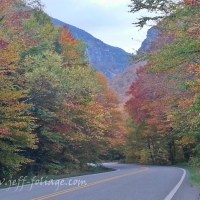 Vermont's twistiest scenic autumn drive