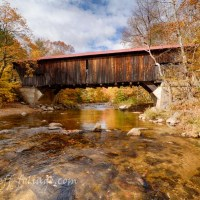 Finding the Durgin Covered Bridge