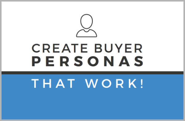 buyer persona ebook every content marketer should read