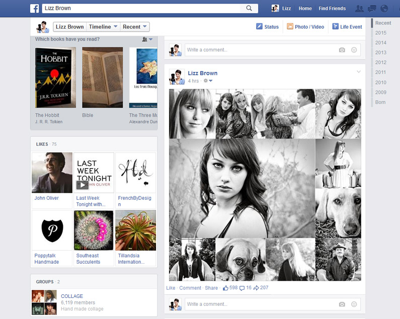23 Free Facebook Templates for Photographers