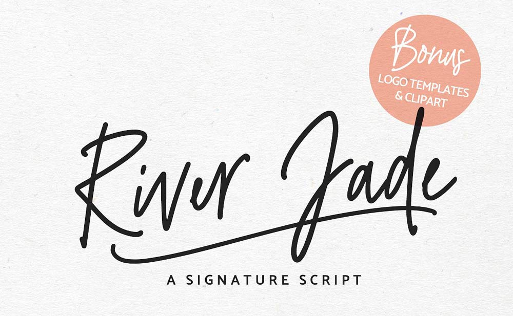 18 Signature Fonts For The Perfect Signature