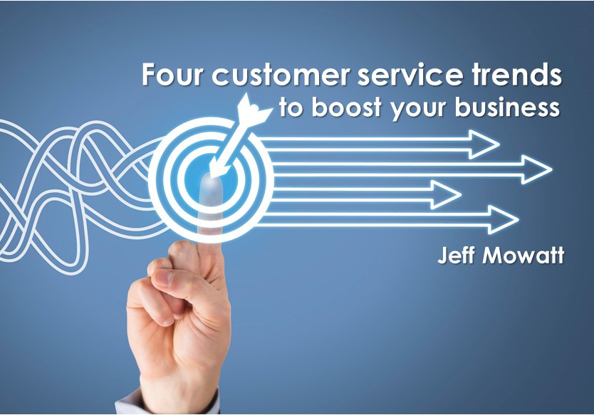 Four Customer Service Trends to Boost your Business - When