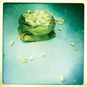 Smuggling popcorn