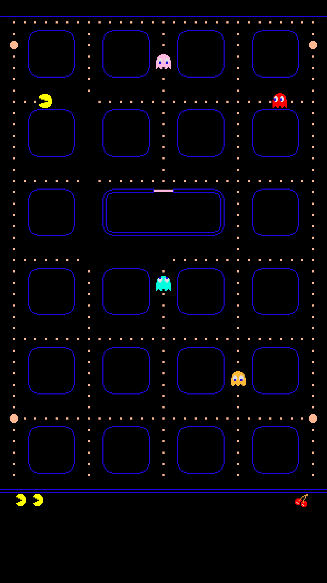Pacman Wallpaper Iphone X Pac Man Iphone Wallpaper Jeffrey Carl Faden S Blog