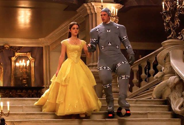 The Yellow Wallpaper Quotes And Analysis Beauty And The Beast Mocap Suit Jeff Thompson