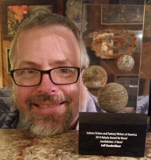 VanderMeer--Nebula Award