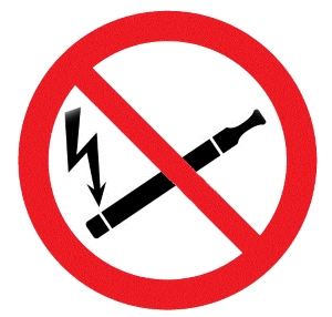 no-electronic-cigarette-sign