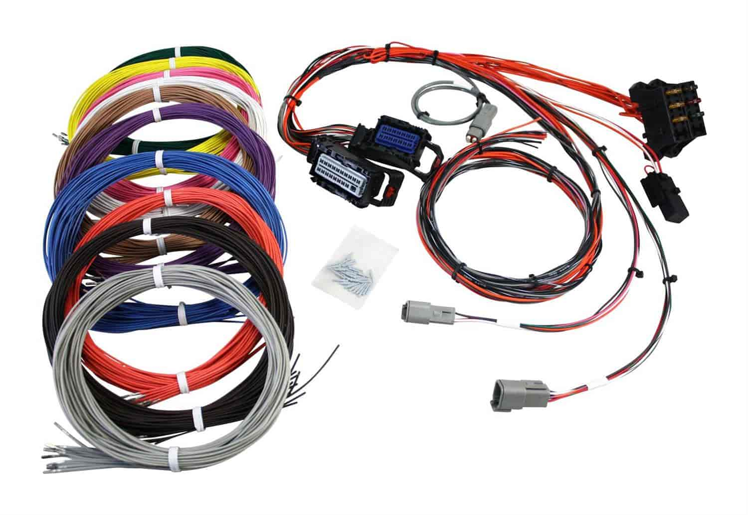 AEM 30-3702 Infinity Series 7 Universal Wiring Harness With Pre