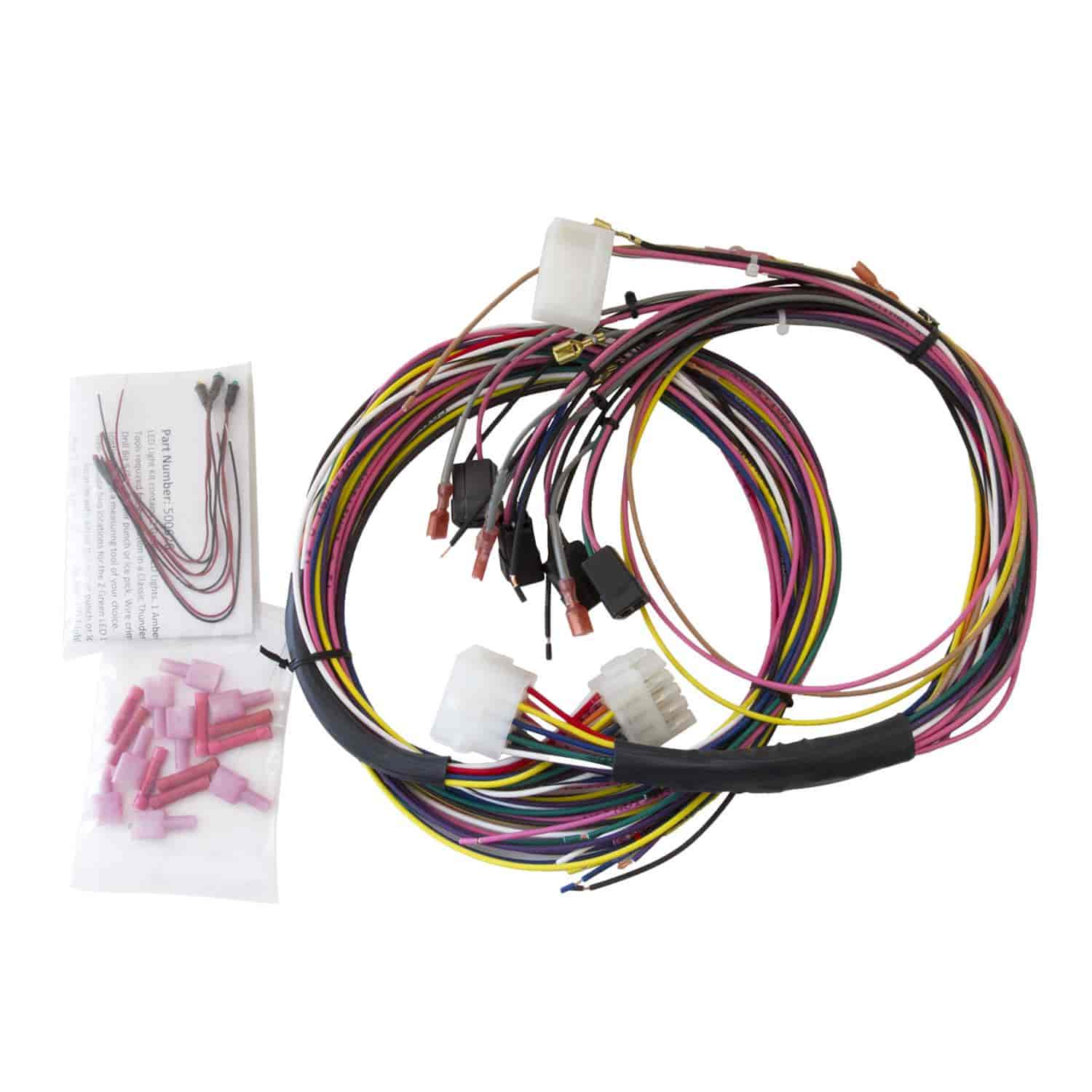 Auto Meter 2198 Replacement Wiring Harness Universal JEGS