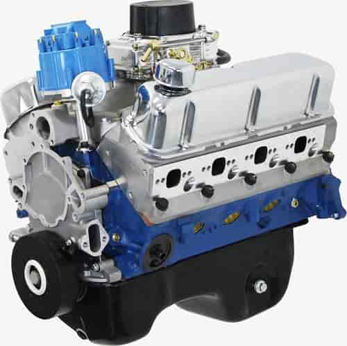 Blueprint Engines BP3060CTC Small Block Ford 306ci Dress Engine - copy blueprint engines how to