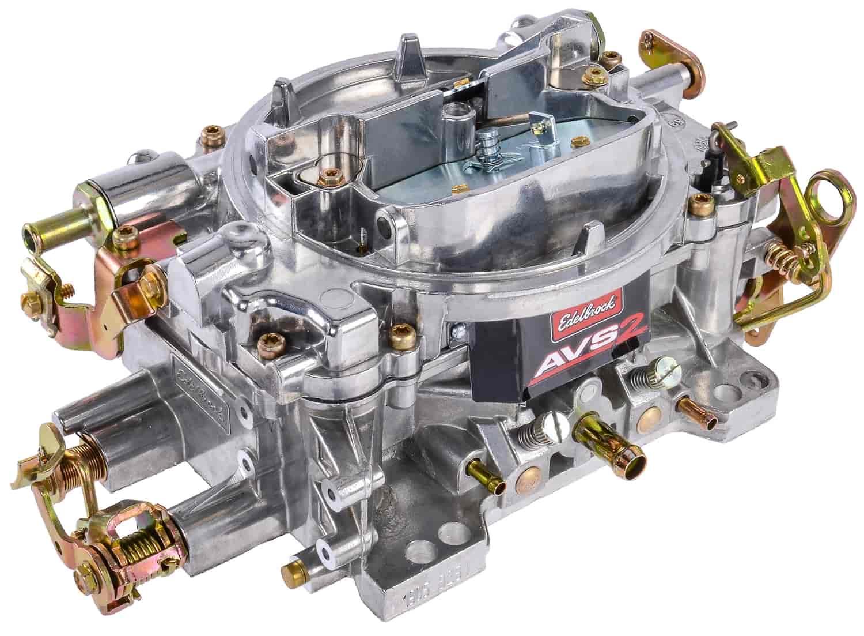 Edelbrock 1905 AVS2 650 CFM Carburetor JEGS