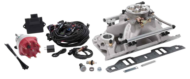 Edelbrock 359000 Pro-Flo 4 EFI for Small Block Chrysler JEGS