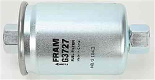 Fram G3727 In-Line Gasoline Filter Height 43\