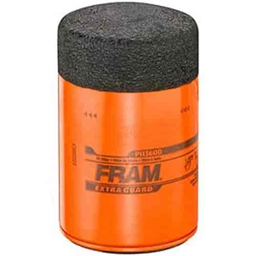 Fram PH3600 Extra Guard Oil Filter Thread Size 3/4\