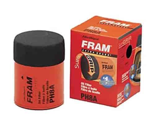 Fram PH8A Extra Guard Oil Filter Thread Size 3/4\
