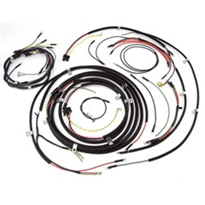 cj3a wiring harness