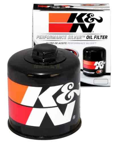 KN HP-8032 Performance Gold Oil Filter JEGS