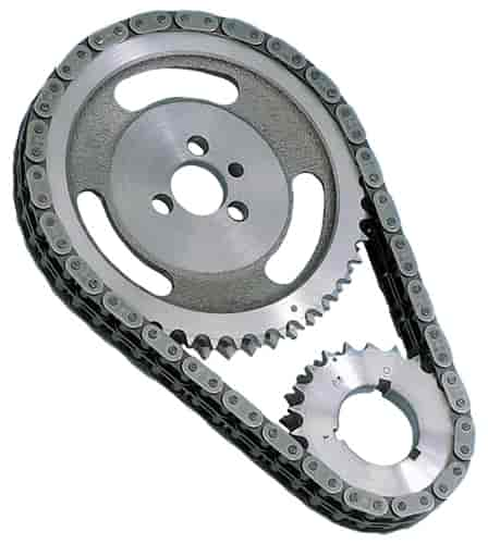 Milodon 15013 Roller Timing Chain Pontiac 326-455 JEGS