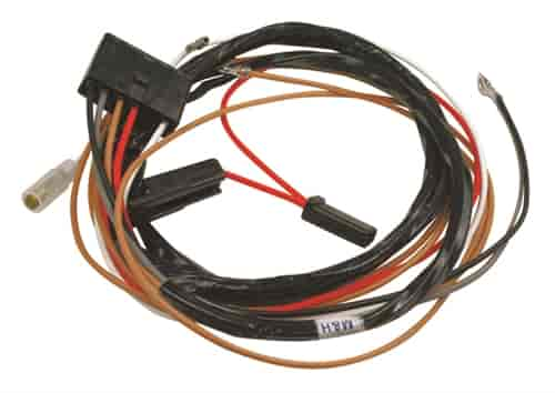 RESTOPARTS 04450 Wiring Harness Console Extension 1964-65 Cutlass