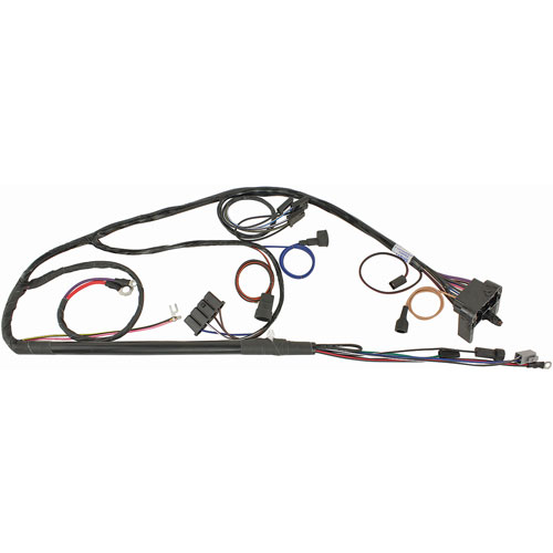 RestoParts MH11395 Wiring Harness Engine 1968 GTO/Lem/Temp V8 JEGS