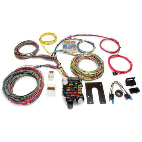 Painless 10202 Universal 28-Circuit Classic-Plus Chassis Harness