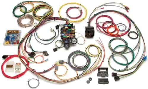 Painless 20101 24-Circuit Classic-Plus Chassis Harness1967-68