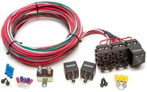Painless Performance 30107 3-Pack Relay Bank Kit JEGS