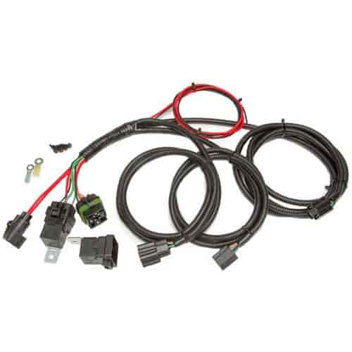 Painless Performance Products 30815 H-4 Headlight Relay Conversion
