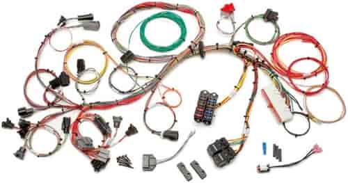 Painless 60510 EFI Wiring Harness 1986-1995 Ford 50L HO (Mass Air