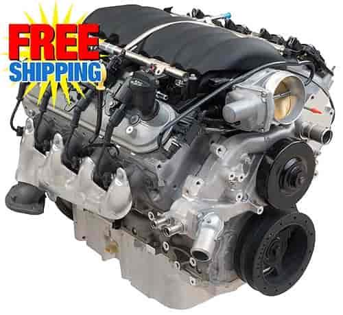 Chevrolet Performance 19369326 LS3 62L 376ci Engine w/ Aluminum