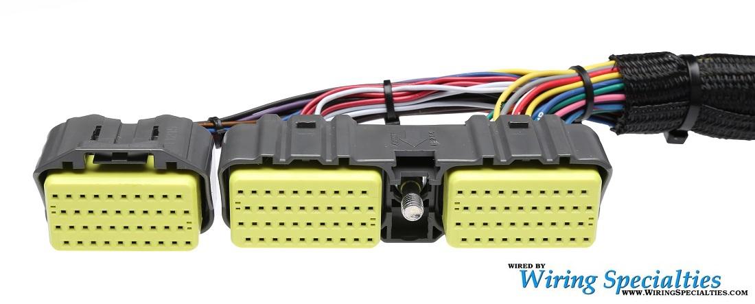 Wiring Specialties 2JZGTE E36 Wiring Harness \u2013 JE Import Performance