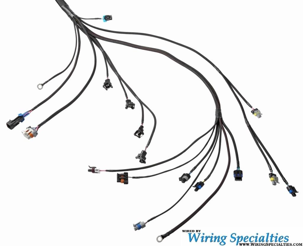 wiring harness infiniti g35