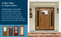 Architectural Fiberglass | JELD-WEN Doors & Windows