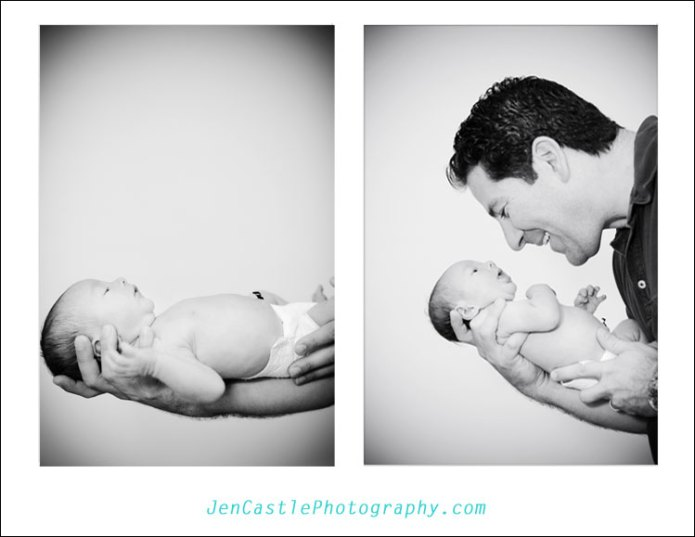 Newborn Baby Lucas {los angeles baby portraits}