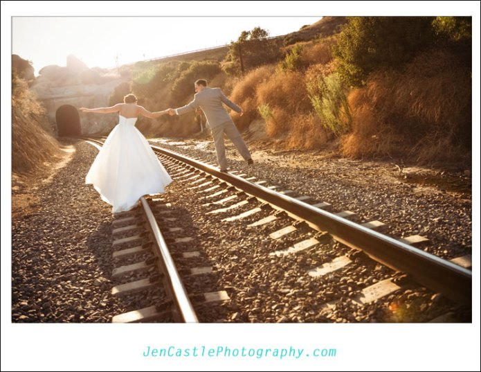 Topanga Canyon Backyard Wedding {los angeles wedding photography}