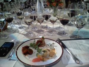 Chateau St. Michelle Food Pairing