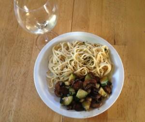 Pair Clam Linguine with Sauvignon Blanc or Chardonnay
