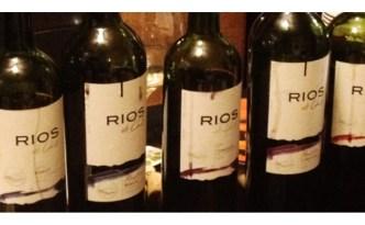 Rios de Chile Wine Lineup.