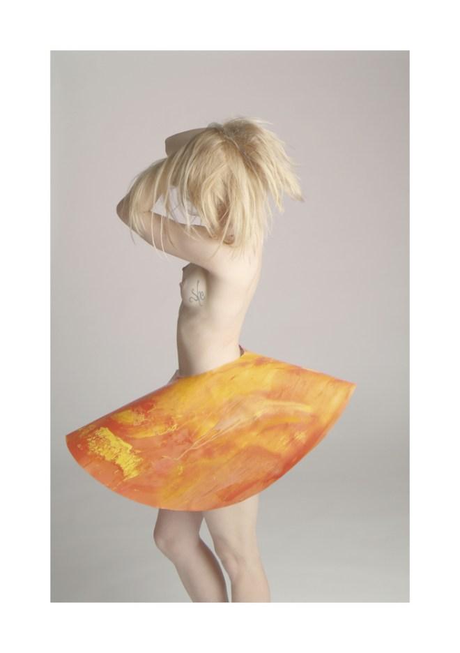 Jenna Citrus Vanessa Conway haute couture art design photography clothing paint