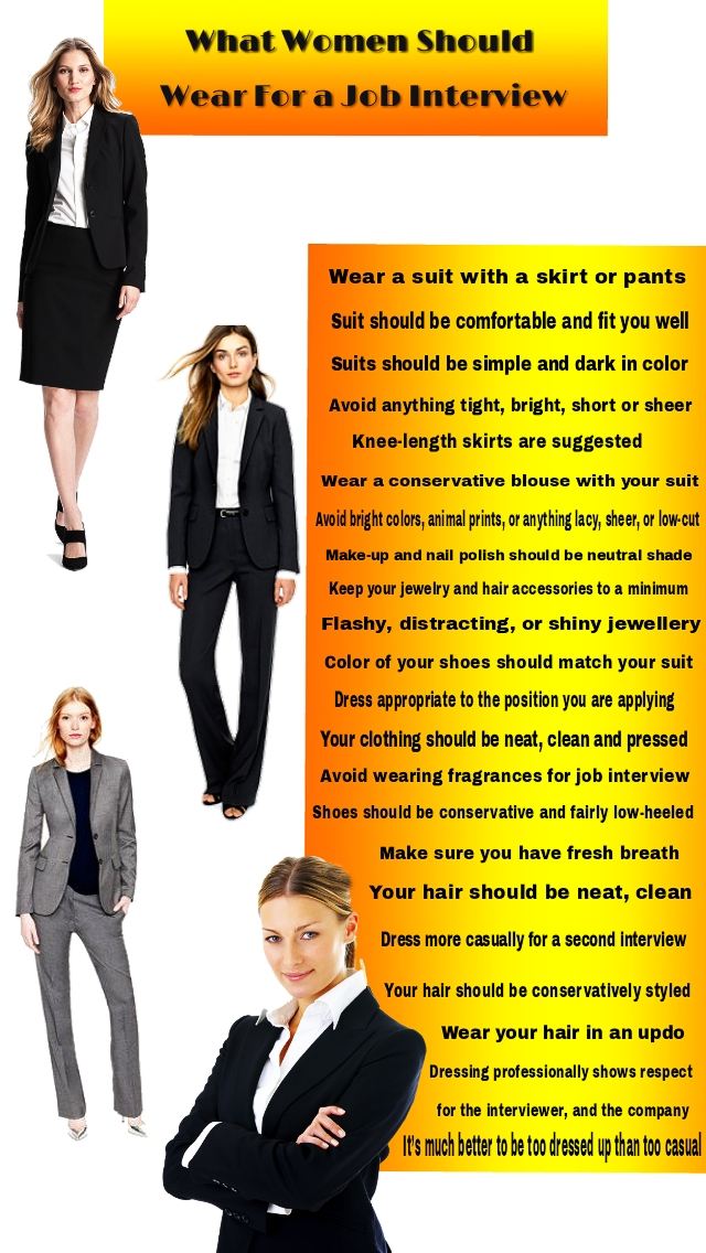 What Women Should Wear For a Job Interview - Affordable Online - how to dress for a job interview