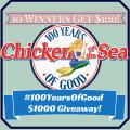 #100YearsOfGood $1000 Giveaway!
