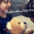 10 Reasons We Love the Talking Teddy Bear from CloudPets #CloudPets #JBBB http://jennsblahblahblog.com