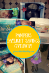 Pampers Daylight Savings Giveaway