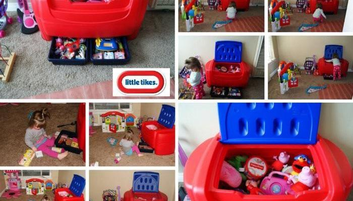 Kids Will Pick Up Their Toys With A Quality Toy Box.