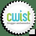 CWIST Blogger Ambassador Logo