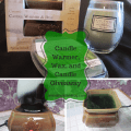 Candle Warmer, Wax, and Candle Giveaway