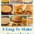 Easy to make Super Bowl Recipes