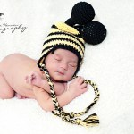 bumble bee crochet hat free pattern newborn preemie by jennyandteddy