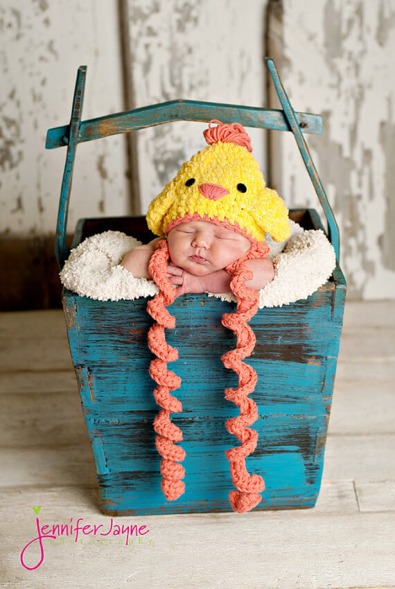 easter crochet free patterns hat