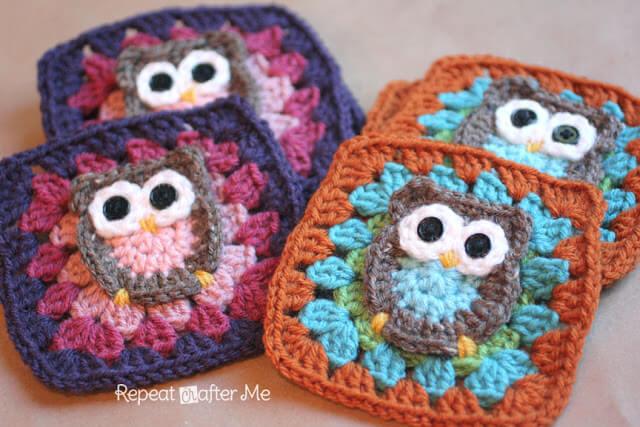 Amigurumi Pattern Free Owl : Owl free crochet patterns